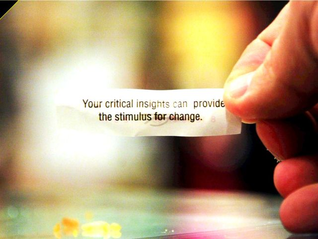 Insights Change